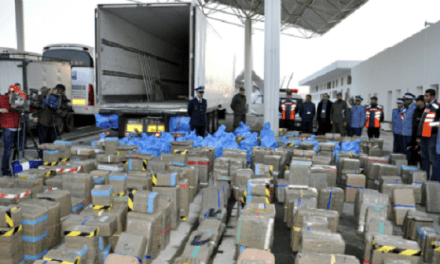 Moroccan Police Seize 13.75 Tons of Hashish & A Ton Of Cocaine In Tangiers