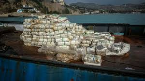 2nd Time Greek Tugboat Involved In Bust !