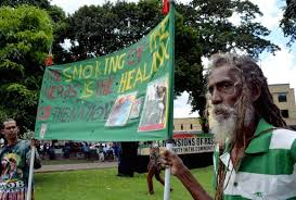 Trinidad: Man Gets Arrested At Cannabis Rally… Yes You Guessed It.. For Possession of Cannabis