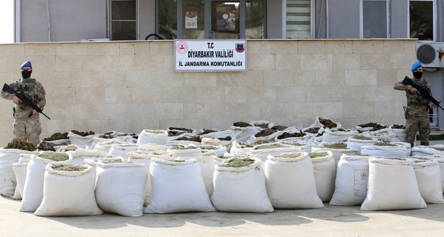 Turkish Authorities Say They Busted The PKK For 5 Tons Of Hash