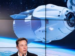 He Might Be Saving Their Bacon By Sending Shuttles To The Space Station But His Security Clearance Is Being Questioned Because He Didn't Even Inhale !