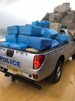 "Spain: Cadiz Hashish Smuggler Warns National Newspaper If Police Further Disrupt Smuggling Routes ""Gangmen in the Campo de Gibraltar are armed with bazookas,"""