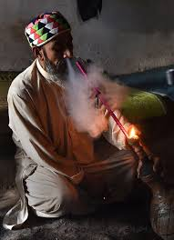 Pakistan Loves Its Hash – Report  Says 8 Million Regular Smokers