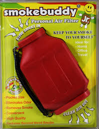Just what you needed… the smoke buddy