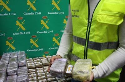 This Week's Spanish Bust… 57 Kilos In Palma