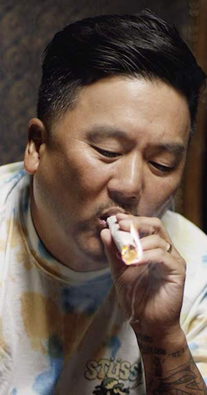 Cannabis Now Article: Roy Choi Confronts His Cannabis Demons