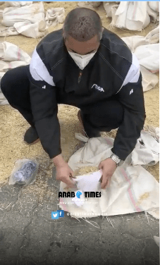 Kuwait – Large consignment of Hashish sized at Doha port coming from Iran