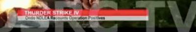 "Nigeria: Ondo NDLEA seizes 14.3 tonnes of Indian hemp in ""Operation Thunder Strike IV"""