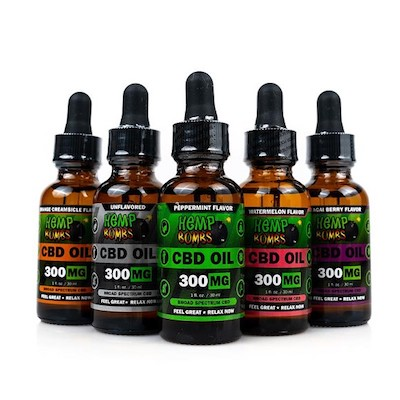 20 Best CBD Oils to Buy This Year