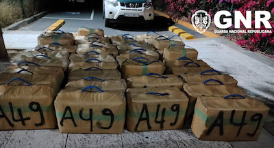Portugal: Two major hash busts in just two days in Algarve