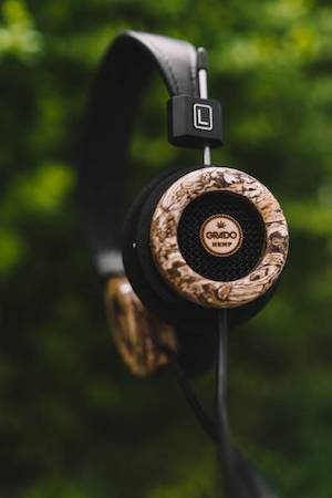 It Apprears Hemp Headphones Are The Thing