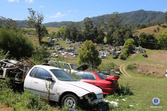 Australia: Cannabis worth over $6.5 million seized; two charged – Coffs Harbour