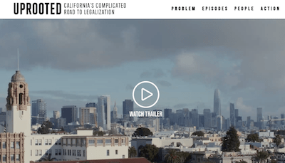 Press Release: Weedmaps' New Docuseries Digs into the Challenges California's Cannabis Industry Faces Four Years After Legalization