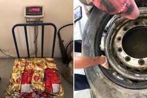 Qatar- Customs foils attempt to smuggle hashish at Ruwais Port