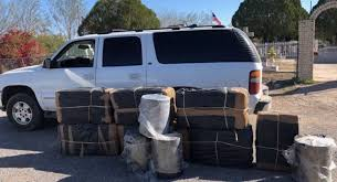 Rio Grande Valley Border Patrol Seizes Nearly $1 Million Worth of Marijuana