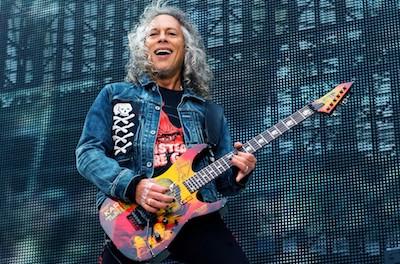 Metallica's Kirk Has Best Weed Says Sword Guitarist Kyle Shutt
