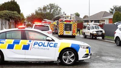 NZ: Invercargill couple plead not guilty to charge of making cannabis oil after explosion at house