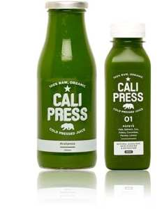 CALI PRESS COLD PRESSED JUICE