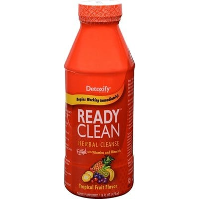 READY CLEAN 16oz-Best Detox Drinks