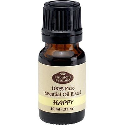 Fabulous Frannie Happy-5 Best Essential Oils for Depression