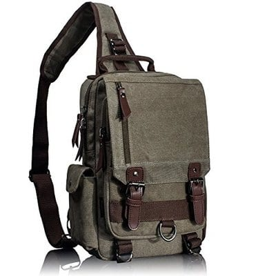 Leaper Cross Body Messenger Bag-5 Best Messenger Bags