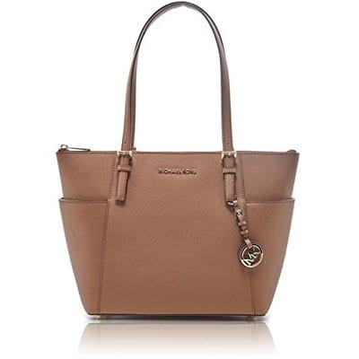 Michael Michael Kors Jet Set Top-Zip Tote-5 Best Handbags