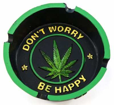 dont worry be happy - best ashtrays
