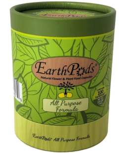 Best Plant Nutrients - EarthPods Organic Capsules