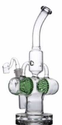 Best Dab Rigs- Hand Work 11 inches 14 mm