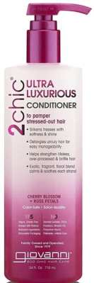 Best Conditioners For Wavy Hair - Giovanni Ultra-Luxurious Conditioner