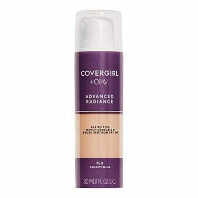 Best Foundations - COVERGIRL Advanced Radiance