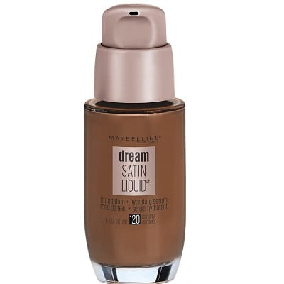 Best Foundations - Maybelline New York Dream Liquid Mousse