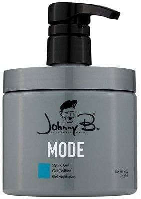 Best Hair Products For Men - JOHNNY B. Mode Styling Gel