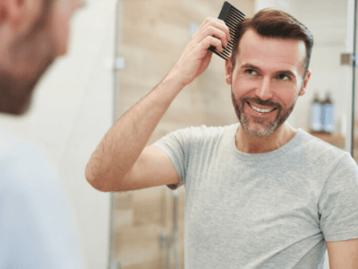 best hair products for men - featured