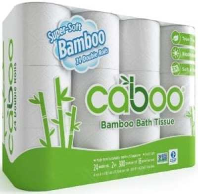 Best Toilet Paper Brands - Caboo Tree Free