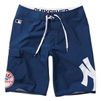 "Quiksilver Men's New York Yankees Mlb 22"" Boardshorts"