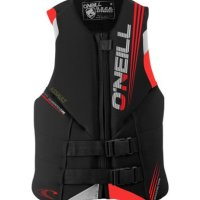 O'Neill Assault Lumbar Support USCG Vest (Black)