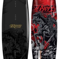 "Byerly Monarch Wakeboard 56"" Mens"