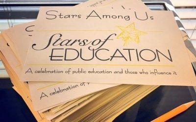 WakeEd Celebrates Stars of Education