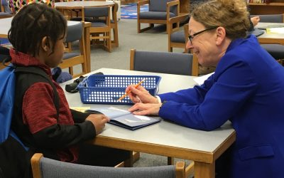 (Law) Partners Read in Wake County Schools