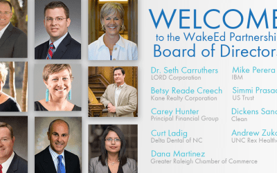 WakeEd Partnership Expands Board of Directors