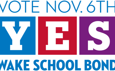 WakeEd Urges Voters to Support the WCPSS Bond Referendum on Nov. 6