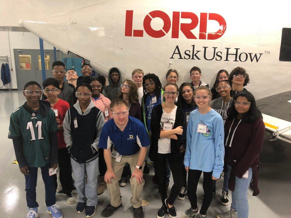 Link: Exploring Global Careers at Dillard Drive Middle School
