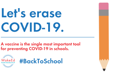 WakeEd Partnership Launches Back to School Social Media Campaign to Promote COVID-19 Vaccinations