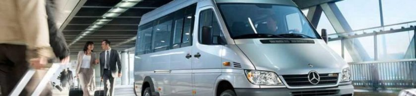 Wakefield minibus and coach hire with driver