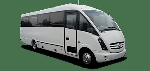 wakefield Minibus midi coach with driver