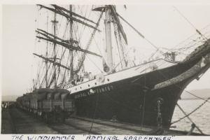 Windjammers at Port Germein
