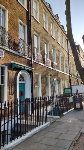 Charles Dickens's house, London