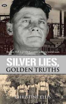 <em>Silver Lies, Golden Truths<em> by Christine Ellis
