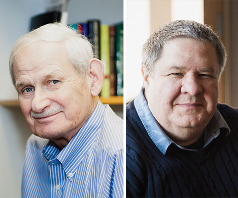 Samuel Deadwyler, PhD, and Robert Hampson, PhD